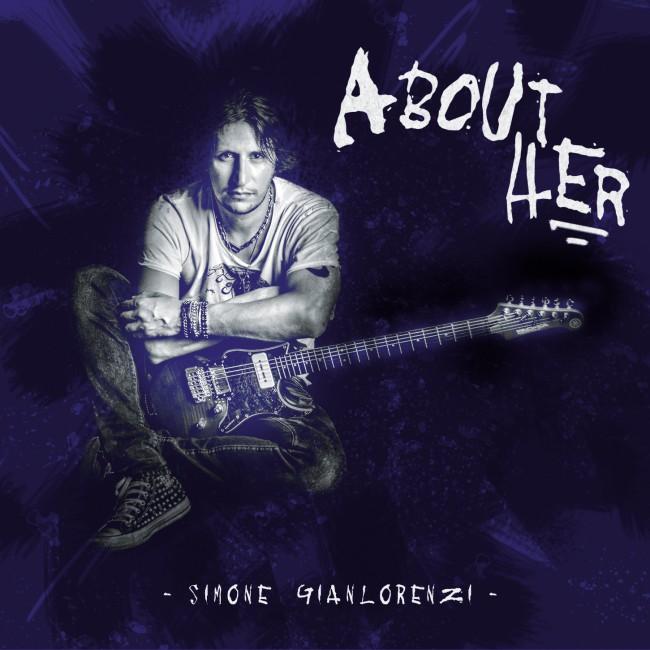 About her - Simone Gianlorenzi Cover