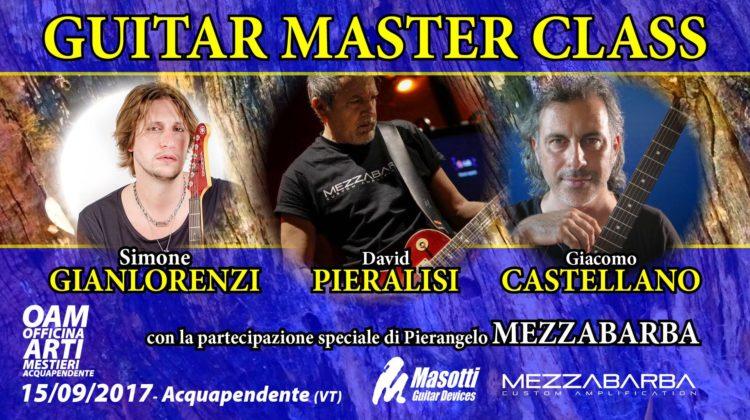 Masterclass Acquapendente